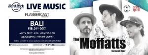 The Moffatts Farewell Tour - Bali