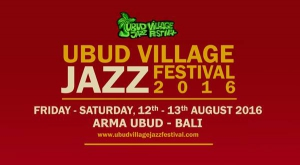 Ubud Village Jazz Festival 2016