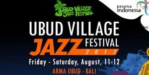Ubud Village Jazz Festival 2017