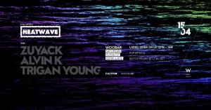 W Bali Presents Heatwave ft Zuyack, Alvin K & Trigan Young