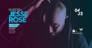 W Bali Presents Jesse Rose (Play It Down / UK)
