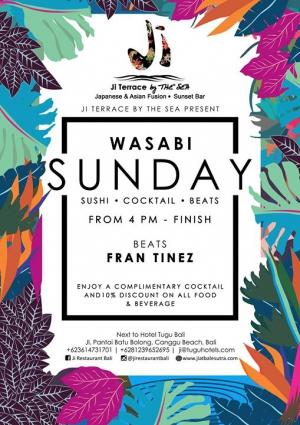 Wasabi Sunday