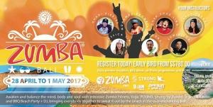 Zumba Bali 2017