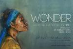 Wonder by Wai - a painting exhibition
