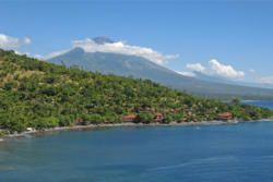 East Bali - Divers' Paradise