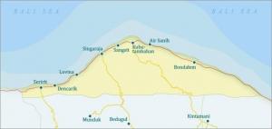 North Bali - in the Regency of Buleleng