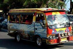 Ride the Bemo in Bali