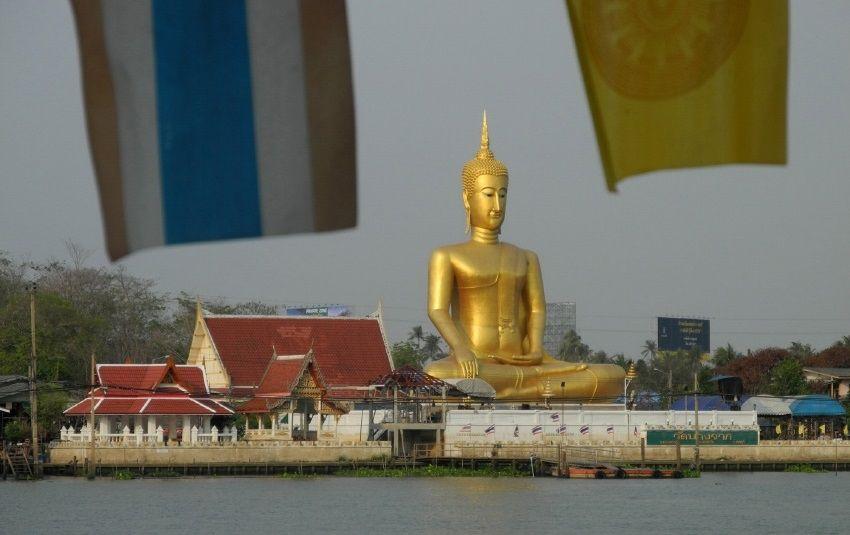 Wat Bangchak by -AX-