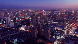 Stunning Sky Bar Cityscapes