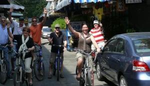 ABC Amazing Bangkok Cyclist