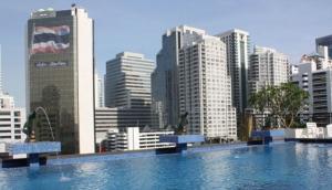 Admiral Premier Bangkok Apartments