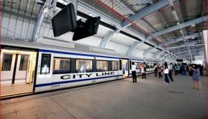 Airport Rail Link - Bangkok BKK Airport