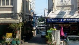 Asok Montri Hostel Bangkok