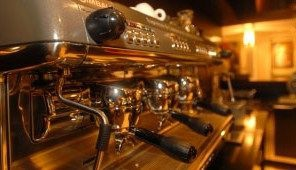Finish of your meal with a real Italian coffee