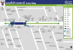 E3 BTS map