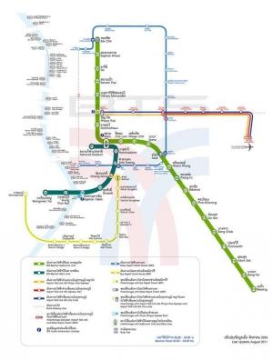 BTS Map