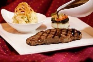 Classic steak