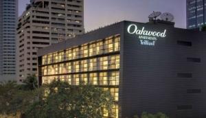 Oakwood Apartments Trilliant Sukhumvit 18