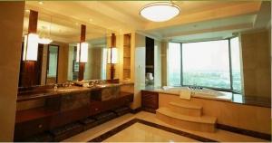 Magnificent bathrooms