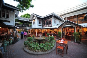 Silom Trade Village