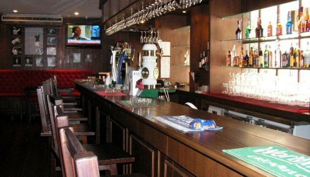 The Crossbar Sports Bar
