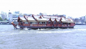 Wan Fah Rice Barge Cruise
