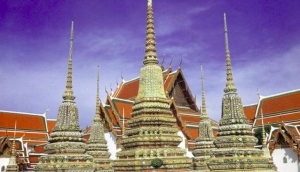 Wat Pho or Temple of the Reclining Buddha