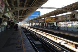 BTS station Bangkok