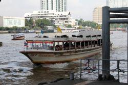Chao Phraya Expressboat Bangkok