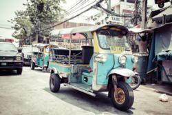 Transport - Tuktuks