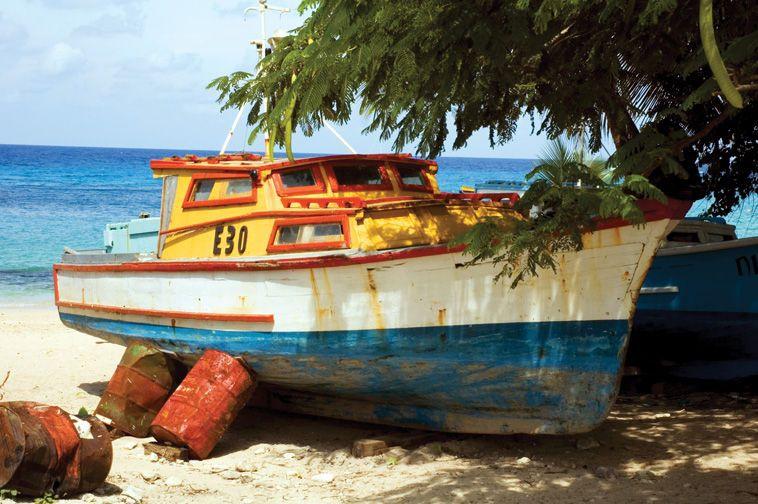 AH Fishing Boat