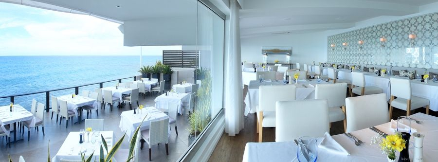 Delectable oceanfront dining at Cin Cin