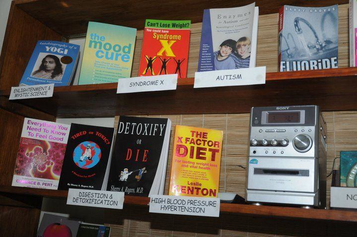A selection of our health and wellness books on sale