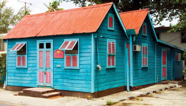 The Bajan Chattel House