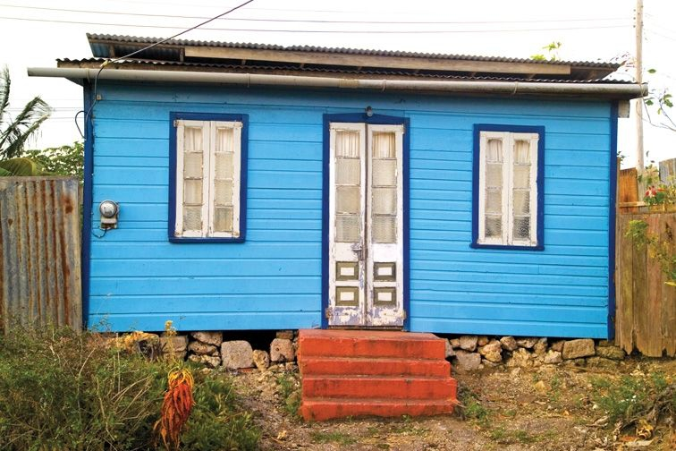 The Bajan Chattel House