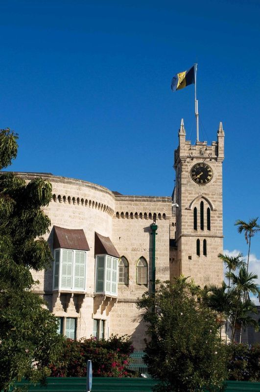 Barbados has the third oldest Parliament in the world