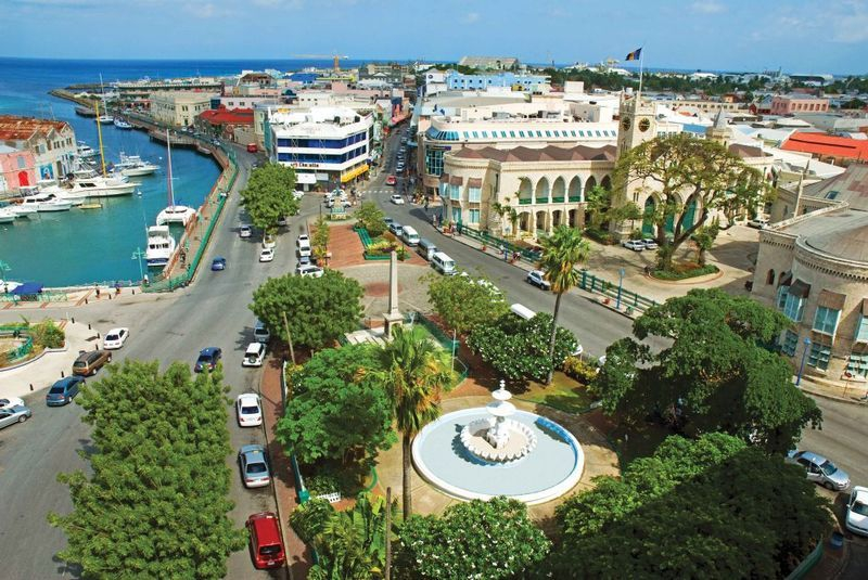 Historic Bridgetown and its Garrison is now a UNESCO World Heritage Site