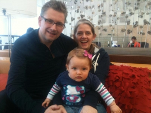 Perseverance paid off for Nick & Kate Etheridge