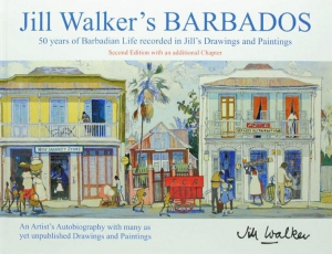 Jill Walker's Barbados illustrated book