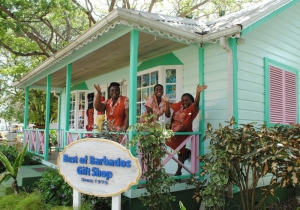 Best of Barbados Gift Shop, Holetown