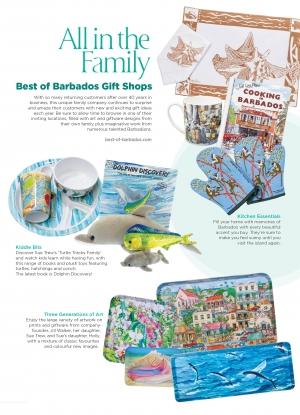 Best of Barbados Gift Shops