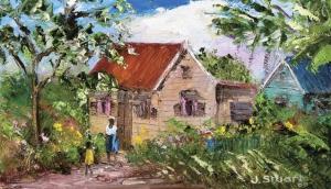 John Stuart Art