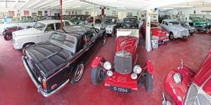 Mallalieu Motor Collection
