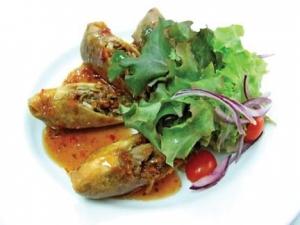 Traditional Caribbean to International cuisine