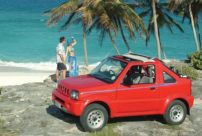 Barbados Car Rentals and Car Hire