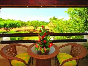 Garden view suite