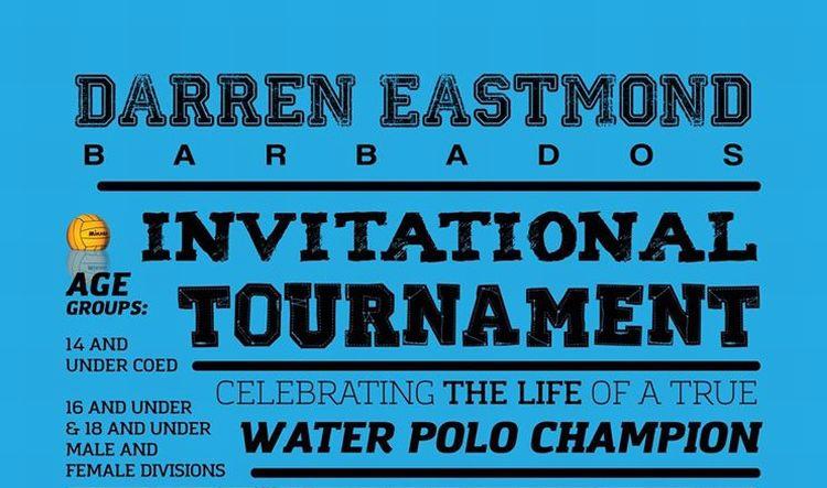 2nd Darren Eastmond Barbados Invitational Water Polo Tournament