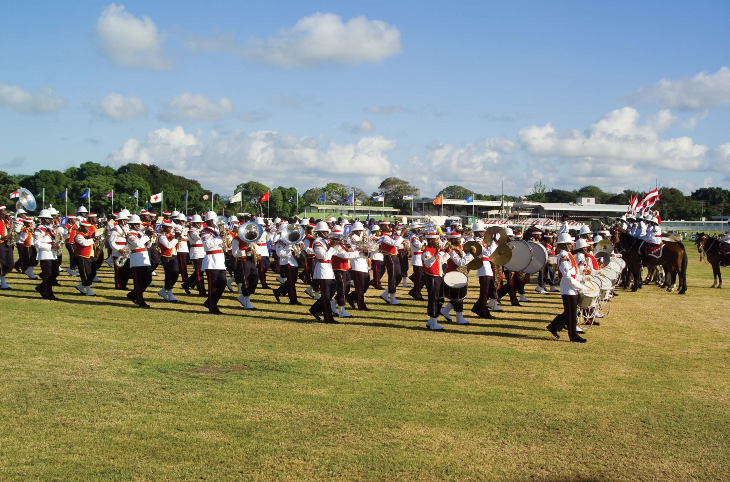 50th Anniversary of Independence Parade