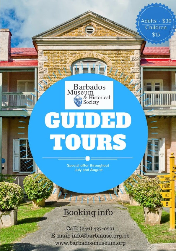 Guided Tours at the Barbados Museum