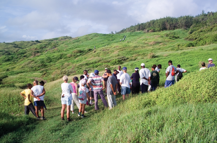BNT Hike Barbados Programme 2017 - October